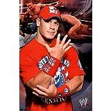 (22x34) John Cena WWE Wrestling Poster Print Poster Print, 22x34