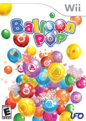 Balloon Pop - Nintendo Wii