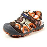 Nova Toddler Little Boys Summer Sandals Nf Boy Nfbs122 Greyorange 9 | amazon.com