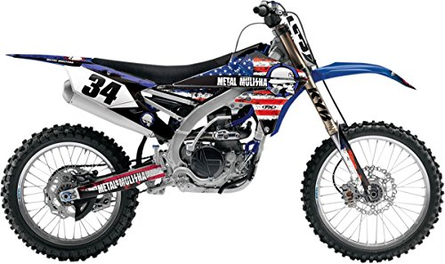 Factory Effex 20-11228 Metal Mulisha 2017 Shroud Kit