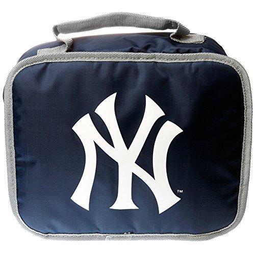 Yankee Lunch Box (New York Yankees - Logo Soft Lunch Box)