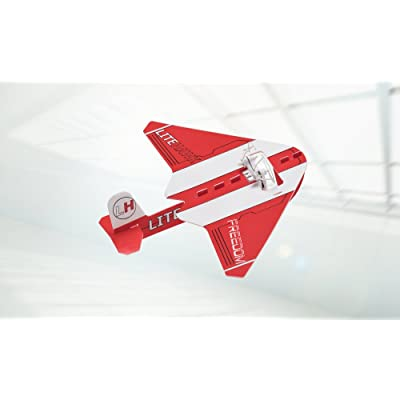 LiteHawk Freedom RC Drone with Wing Conversion to Plane Mode: Toys & Games