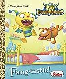 Fang-tastic! (Disney Junior: Henry Hugglemonster) (Little Golden Book)