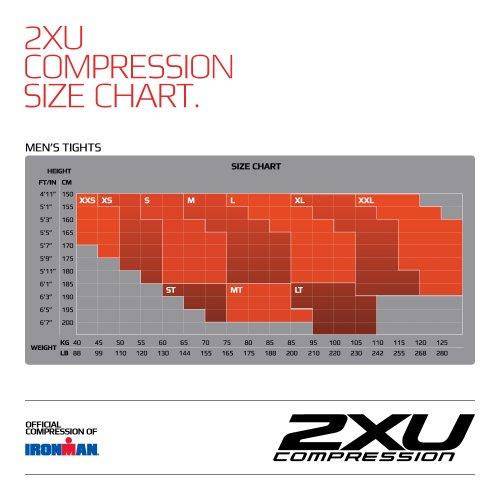 2XU Men's Elite Compression Tights
