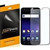 [6-Pack] SUPERSHIELDZ- Anti-Glare & Anti-Fingerprint (Matte) Screen Protector For Samsung Galaxy S2 (Skyrocket i727 AT&T only) + Lifetime Replacements Warranty [6-PACK] - Retail Packaging