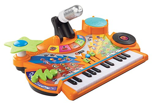 VTech KidiStudio is one of the best musical toys for preschool-aged boys