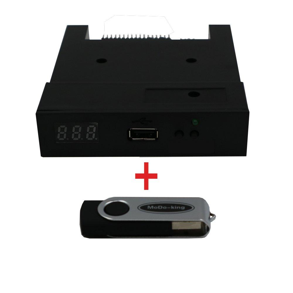 3.5'' 720 KB Floppy Drive Emulator for Tajima Barudan Brother Tajima Sodick +2GB flash drive by MoDo-king