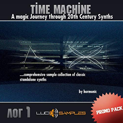 This is Free Promo Pack of Time Machine vol.1 - Large for sale  Delivered anywhere in USA