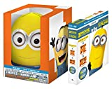 Despicable Me / Despicable Me 2: 3-Movie Collection with Minion Lamp (Blu-ray / DVD)