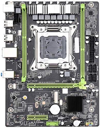 TOOGOO Placa Base X79 M2 Lga2011 ATX USB2.0 SATA 3 Pcie Nvme M.2 ...