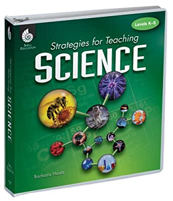 Strategies For Teaching Science Book, Grades K-5 from Etacuisenaire