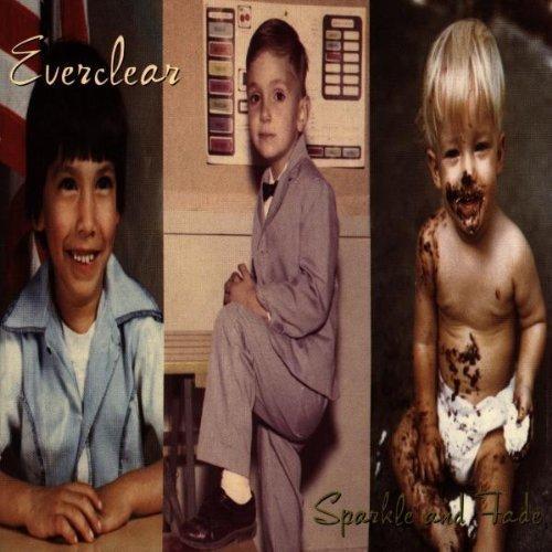 (Sparkle & Fade by Everclear [1995] Audio CD)