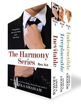 The Harmony Series Boxset by [Graham, Angela]