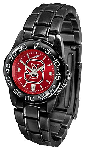 (North Carolina State Wolfpack Fantom Sport AnoChrome Women's Watch)