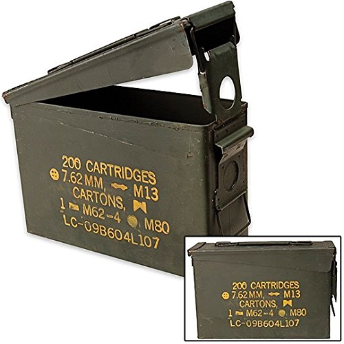 Shinekits Ammo Can Shoe Shine Kit by Shinekits (Image #1)