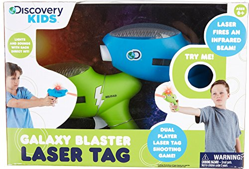 Discovery Kids Galaxy Blaster Laser (Laser Blaster)