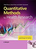 img - for Quantitative Methods for Health Research: A Practical Interactive Guide to Epidemiology and Statistics by Nigel Bruce (2008-09-09) book / textbook / text book