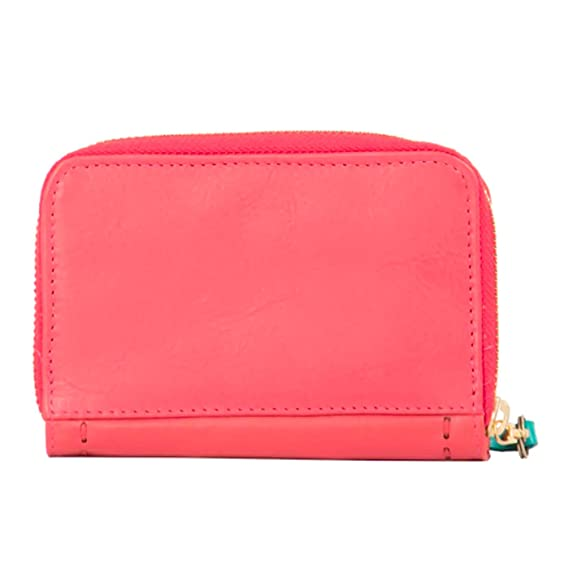 VELEZ Women Genuine Colombian Leather Wallet Credit Card Holder | Billetera de Cuero Colombiano para Mujer