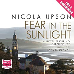 Fear in the Sunlight: Josephine Tey Series, Book 4