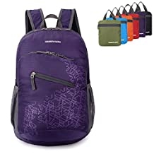 ORICSSON 20/33L Outdoor Sport Lightweight Water Resistant Portable Backpack Daypack
