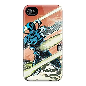 Premium Blue Beetle I4 Covers Skin For Iphone 6