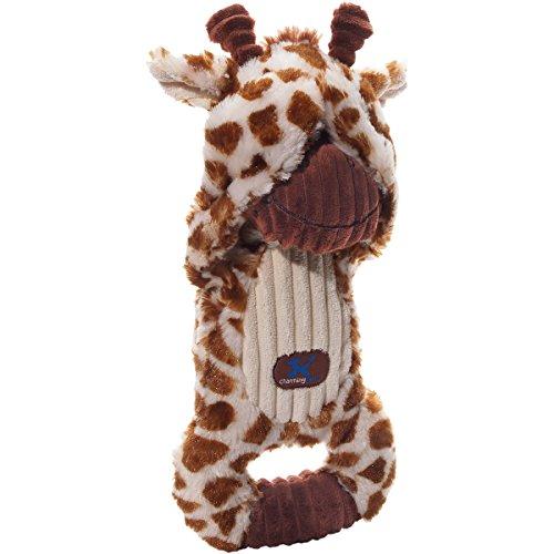 CHARMING Pet Peek-A-Boos Giraffe Dog -
