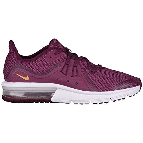 4c1aa6a922 Nike Air Max Sequent 3 (gs) Big Kids 922885-600: Amazon.co.uk: Shoes & Bags