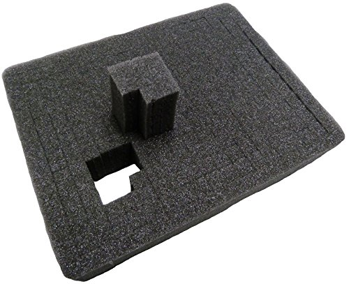Pick 1500 (CVPKG presents Pelican 1500 Middle pluck foam piece (1 piece))