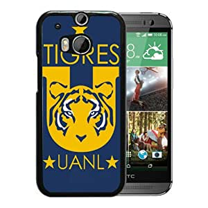 Tigres UANL 1 Black HTC ONE M8 Case Sale Online