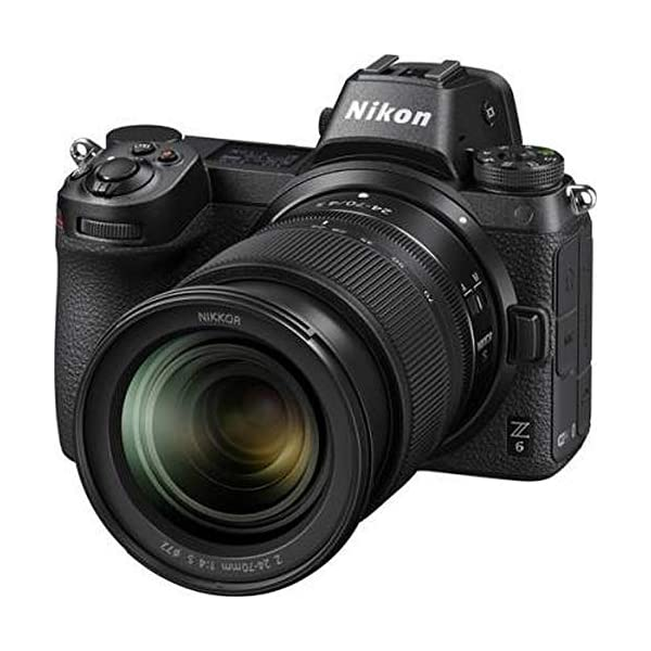 RetinaPix Nikon Z6 Mirrorless Camera with 24-70mm Lens and Mount Adapter FTZ