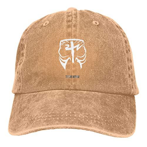 (Hat for Men Women, Tech N9ne Face Paint Twill Adjustable Baseball Cap Breathable Sun Hats)
