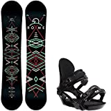 Rome Royal 150cm Womens Snowboard + Ride LXH Bindings - Fits US Wms Boots Sized: 7,8,9,10,11