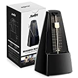 Moukey MPM-1 Mechanical Metronome Black For Drum, Piano, Violin and Guitar