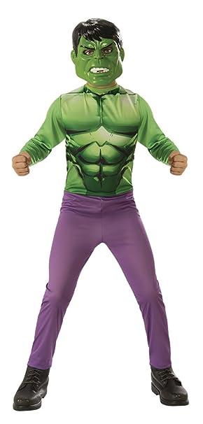 De 4 Para NiñoInfantil Talla Años Avengers Disfraz Hulk 3 34A5jLqcR
