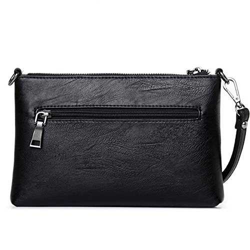 Bag Lady Bag aged Shoulder Evening Winered giftwriststrap Leather Clutch Yywangpu Long Mother City Elegant Middle Bag Bag Chain Bag Slantbelt Bag Lady Small Bag Lady Bag 8cWRUnUx5