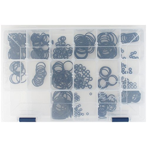 RPM Bulk Oring Kit for SmartParts EOS, Epiphany, Ion, IonXE, SP8, SP1, and Vibe, and GoG eNVy, eXTCy, eNMEy, and G1 - 10 x Complete Set of Economy O-Rings In a Reclosable Storage Box