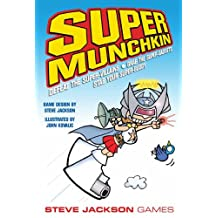 Steve Jackson Games Super Munchkin, Revised