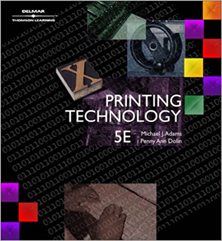 Printing Technology Design Concepts 9780766822320 Reference Books Amazon Com
