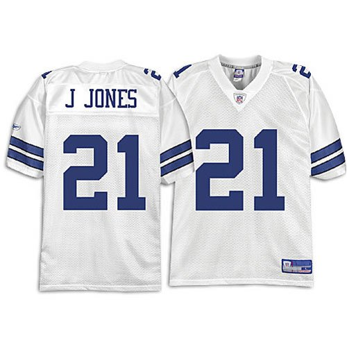 - Cowboys - Reebok Men's NFL White Replica Jersey - Jones, Julius ( sz. XL, White : Jones, Julius : Cowboys )