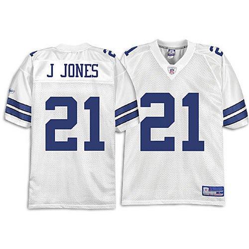 - Cowboys - Reebok Men's NFL White Replica Jersey - Jones, Julius ( sz. L, White : Jones, Julius : Cowboys )