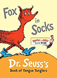 Fox in Socks: Dr. Seuss's Book of Tongue Tanglers (Bright & Early Board Bo