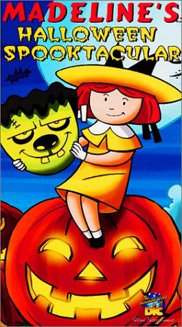 Madeline's Halloween Spooktacular [VHS]