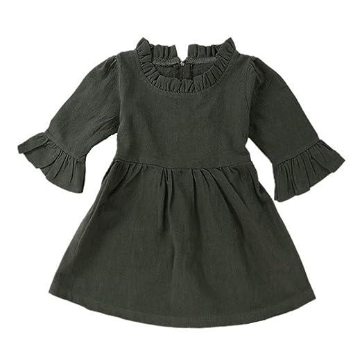 Amazon Scfcloth Baby Girl Ruffle Clothes Toddler Girl Ruffle