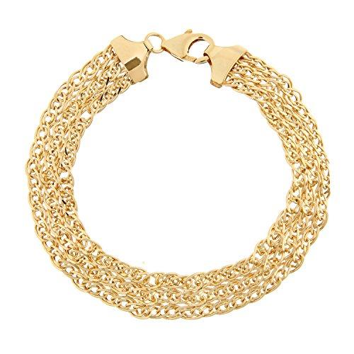 Citerna - Citerna femme  9carats (375/1000)  Or jaune #Gold