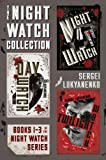 the night watch collection books 1 3 of the night watch series night watch day watch and twilight watch
