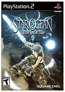 Star Ocean Till the End of Time - PlayStation 2