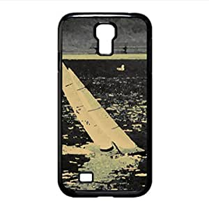 Spreckels Lake Watercolor style Cover Samsung Galaxy S4 I9500 Case