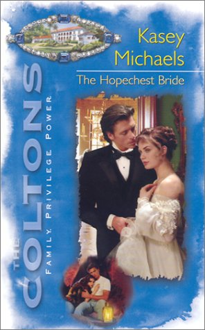 The Hopechest Bride (The Coltons) ebook