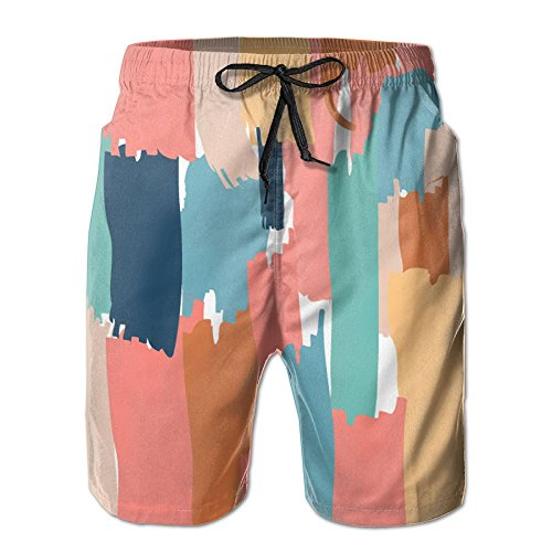 S-Fly Mens Athletic Plus Size Beach Quick Dry Casual Lightweight Shorts