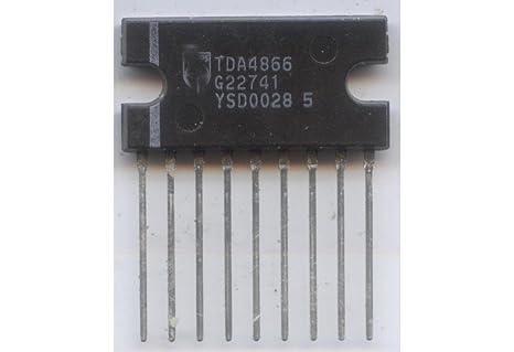TDA4866 vertical deflection booster for CRT TV: Amazon.es: Industria, empresas y ciencia